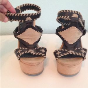Wedges size 6.5